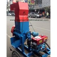 Plastic Crushing Machine