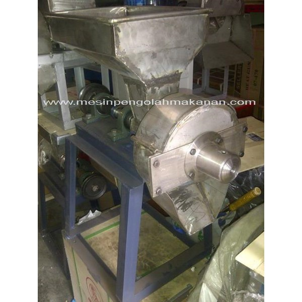 Mesin Penggiling Bumbu (Stainless)