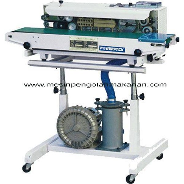 The continuous Seal machine (fill the air)