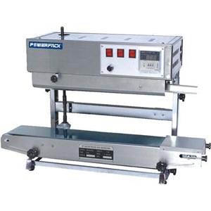Mesin Segel Continuous Sealer Vertikal SF-150 LW
