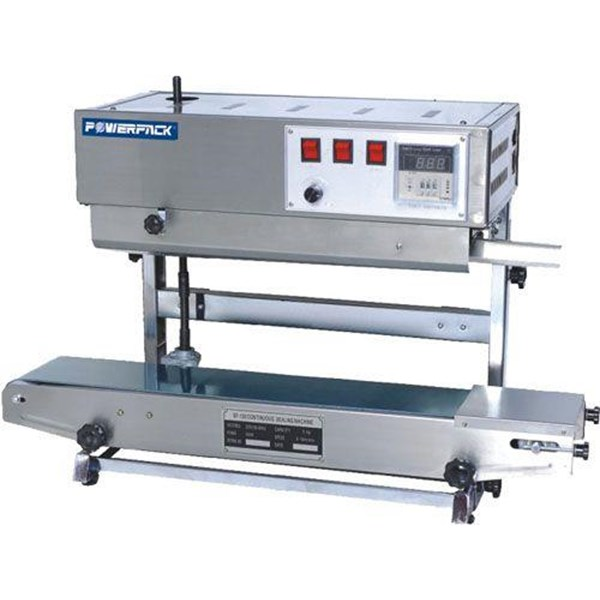 Continuous Seal Vertical Sealer machine SF-150 LW