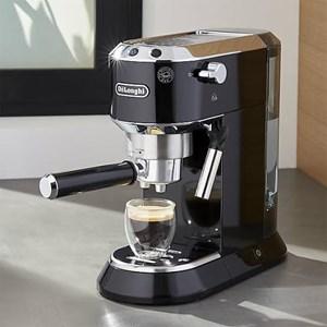 Dari Mesin Kopi Espresso Delonghi Dedica EC 680 0