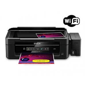 Printer Epson L355 All-In-One Dengan Wireless Flexibility