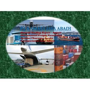 Jasa Ingklaring Import  By KAMASA JAYA ABADI