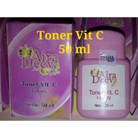 Toner Luxury Vit C 1
