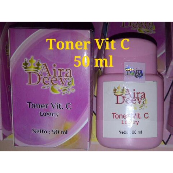 Vit C Toner Luxury