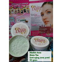 Masks Green Tea Acne