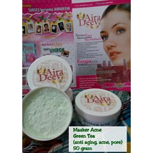 Masks Green Tea Acne