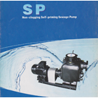 Non Clogging Self Priming Sewage Pump CNP SP 1