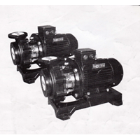 Pompa Centrifugal Fluorin Plastic CNP SZ