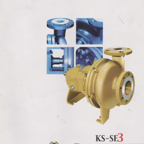 Back Pull Out End Suction Pump KS-SE3