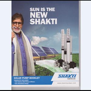 Solar Pump Booklet Shakti