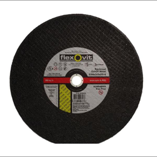 Cut Off Wheel Metal Flexovit 406 X 25.4 mm