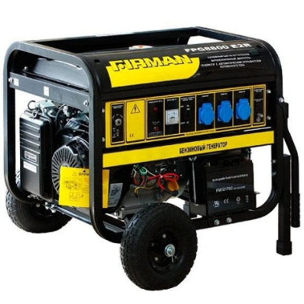 Generator Sumec Firman FPG8800E2