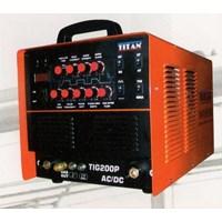 Mesin Las Arc Series Titan Tig 200P Ac Dc 1