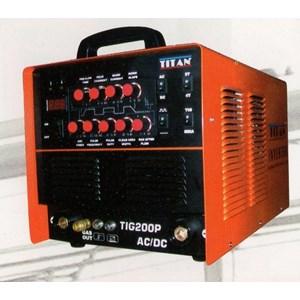 Mesin Las Arc Series Titan Tig 200P Ac Dc