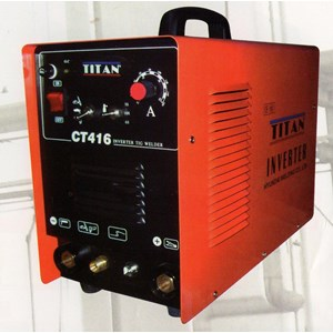 Mesin Las Ct Series Titan
