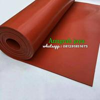 Rubber Silicone Red