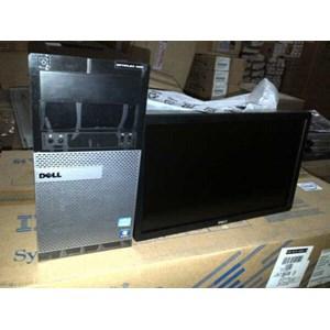 Pc Dell Optiplex 390Mt Bekas