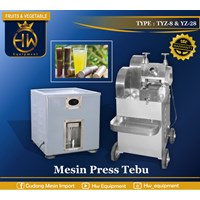 Mesin Press Tebu