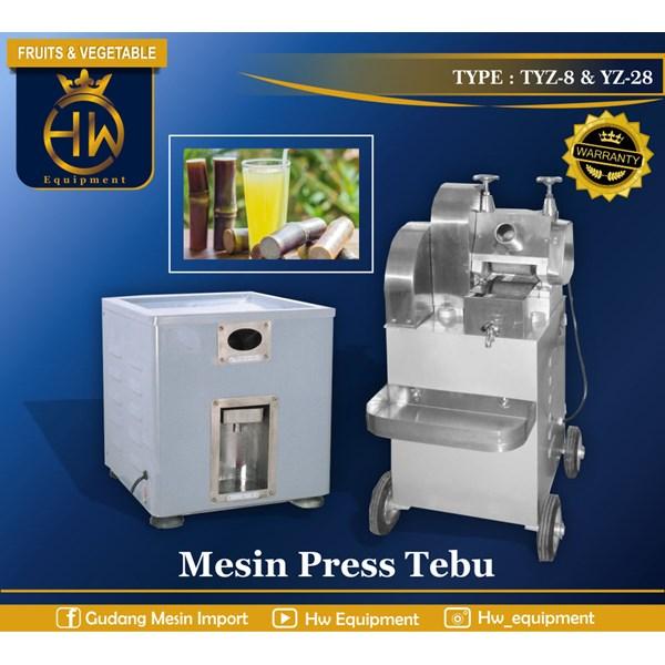 Mesin Press Tebu