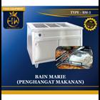 Mesin Penghangat Makanan (Bain Marie) BM-3 1