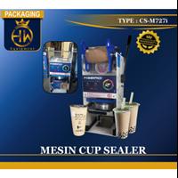Mesin Pengemas Gelas Cup Tipe CS-M727i