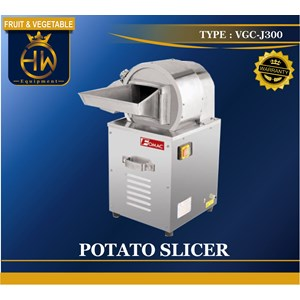 alat Pemotong sayuran Mesin Pemotong Kentang tipe VGC-j300