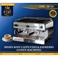 Mesin Pembuat Kopi Espresso