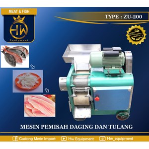Sell fish meat and bone separator machine from Indonesia by CV Gagah Rukun  Persada,Cheap Price