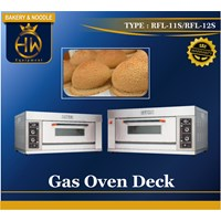 Oven Gas RFL-11S