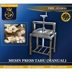 Mesin Press Tahu atau Mesin Pemeras Kedelai Manual ET-DF01 1