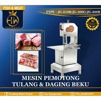 Mesin Pemotong Daging dan Tulang
