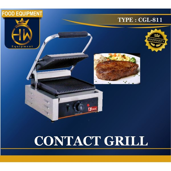 Pemanggang Elektrik Contact Grill tipe CGK-811