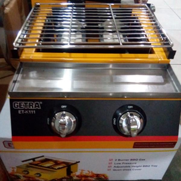 Gas Griller - Gas Roaster (Pemanggang)