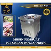 Mesin Ice cream Gulung Goreng