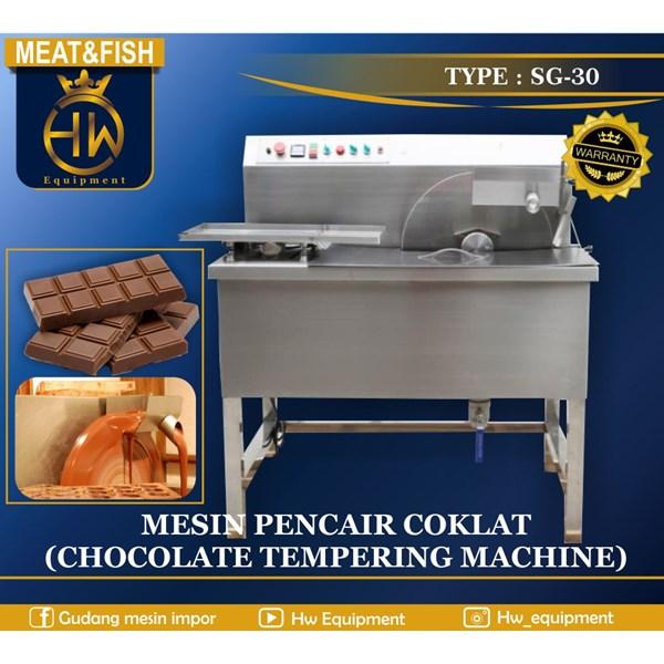 Mesin Pencair Coklat Kapasitas 30 Kg
