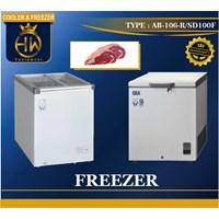 Chest Freezer  Pendingin dan Pembeku