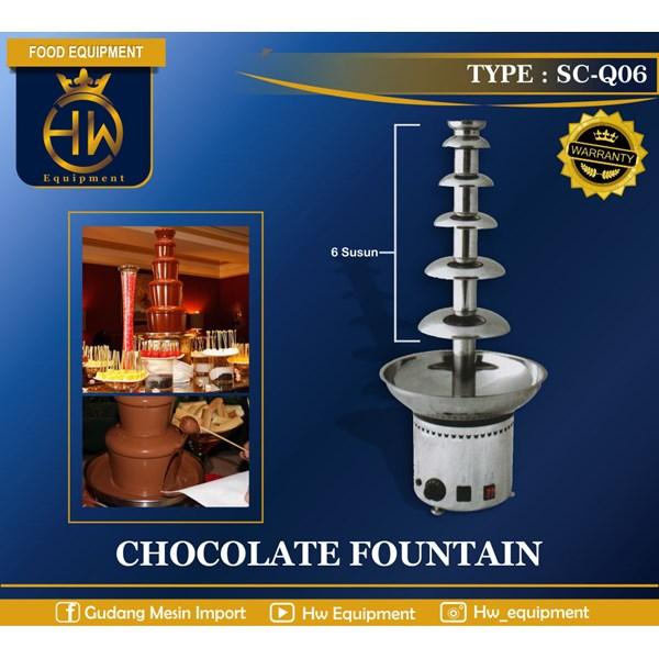 Mesin Pemancur Coklat  TYPE CS-Q06