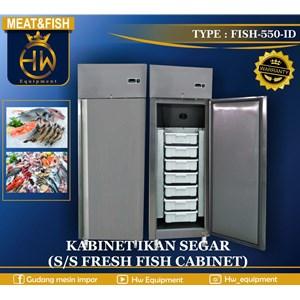 Lemari Penyimpan Ikan segar FISH-550-ID