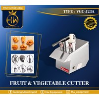 Mesin Fruit & Vegetable Cutter Type VGC-J23A