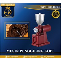 Mesin Penggiling Kopi tipe COG-HS600