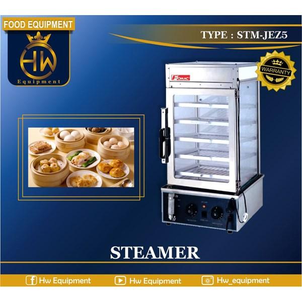Mesin Steamer Makanan (Bakpao & Dimsum) tipe STM-JEZ5