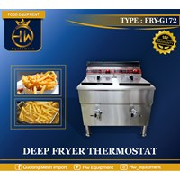 Gas Deep Fryer Thermostat Fomac FRY-G172