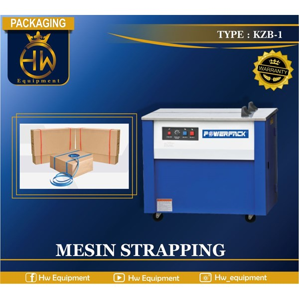 Mesin Strapping Tipe KZB-I