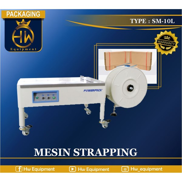 Mesin Strapping Tipe SM-10L