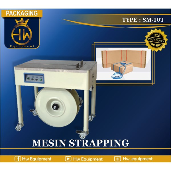Mesin Strapping Tipe SM-10T