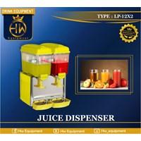 Mesin Juice Dispenser tipe LP-12x2