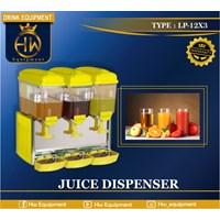 Dari Mesin Juice Dispenser Tipe LP-12x3 0