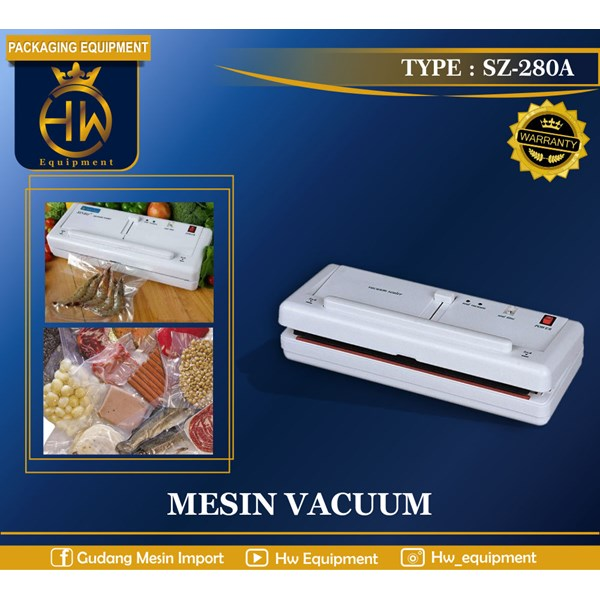 Mesin Vacuum Sealer DZ-280A